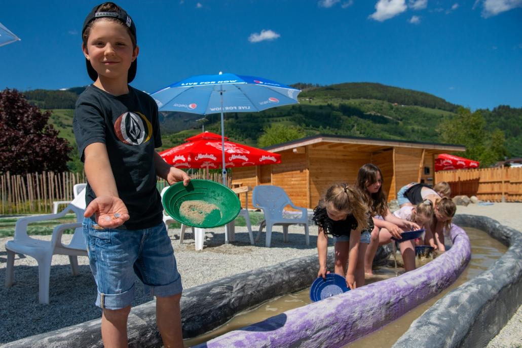 Freizeitpark im Pinzgau